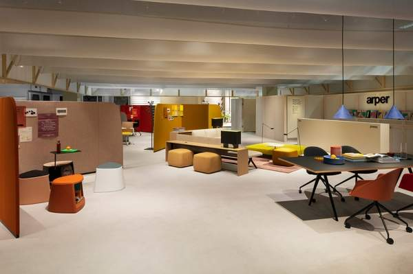 Arper at Orgatec Colonia