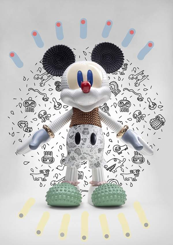Mickey Forever Young