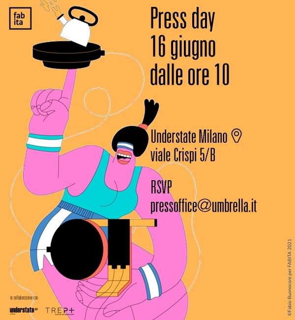 It's Ordine Day - Fabita press day