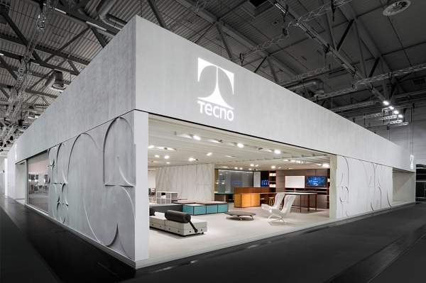 Tecno at Orgatec Colonia