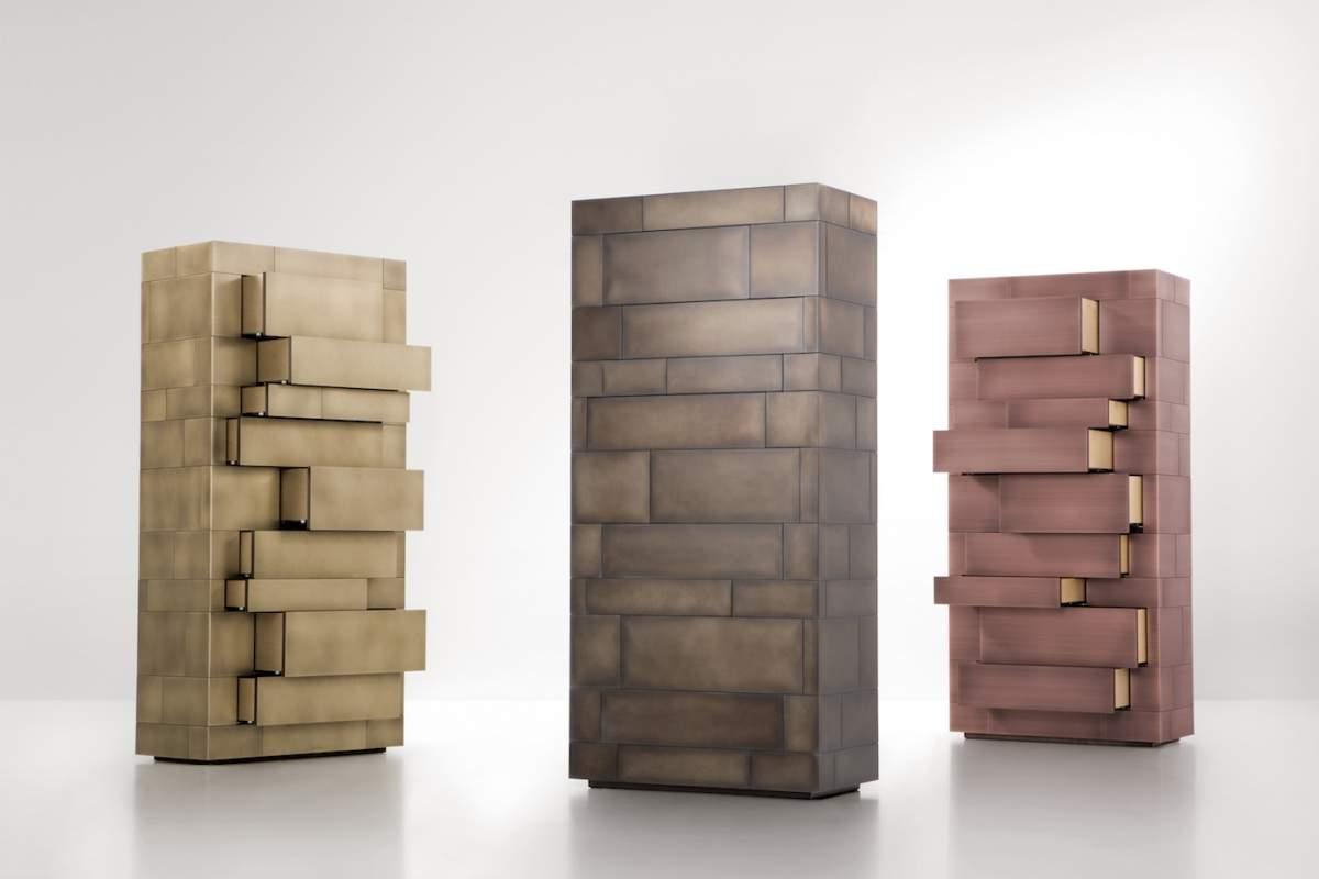 <strong>Celato</strong>, design R&D De Castelli