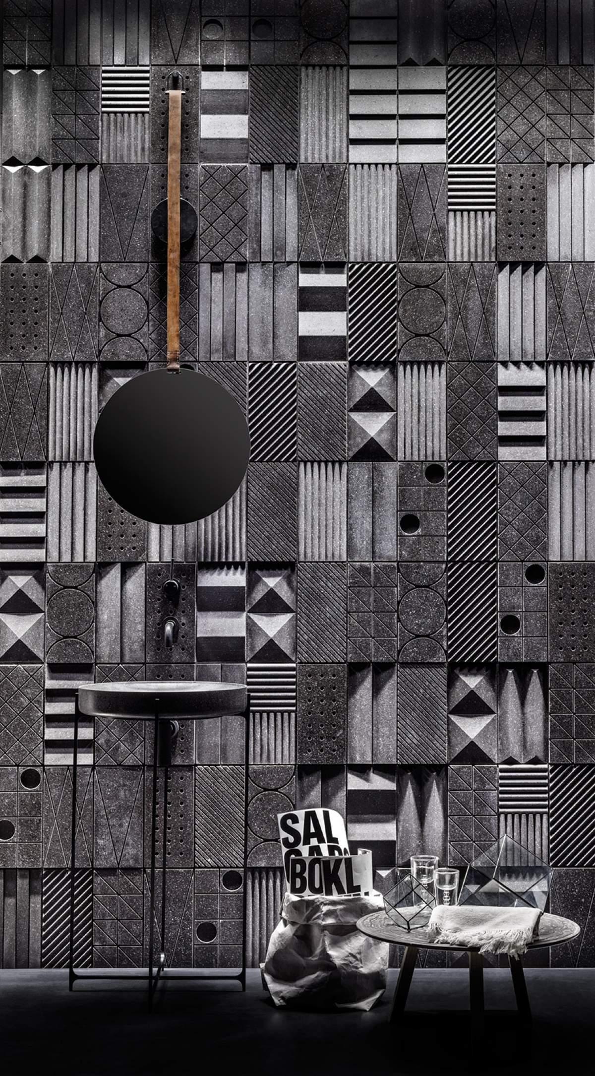 <strong>Maioliche di pietra</strong>, design Martinelli Venezia Studio