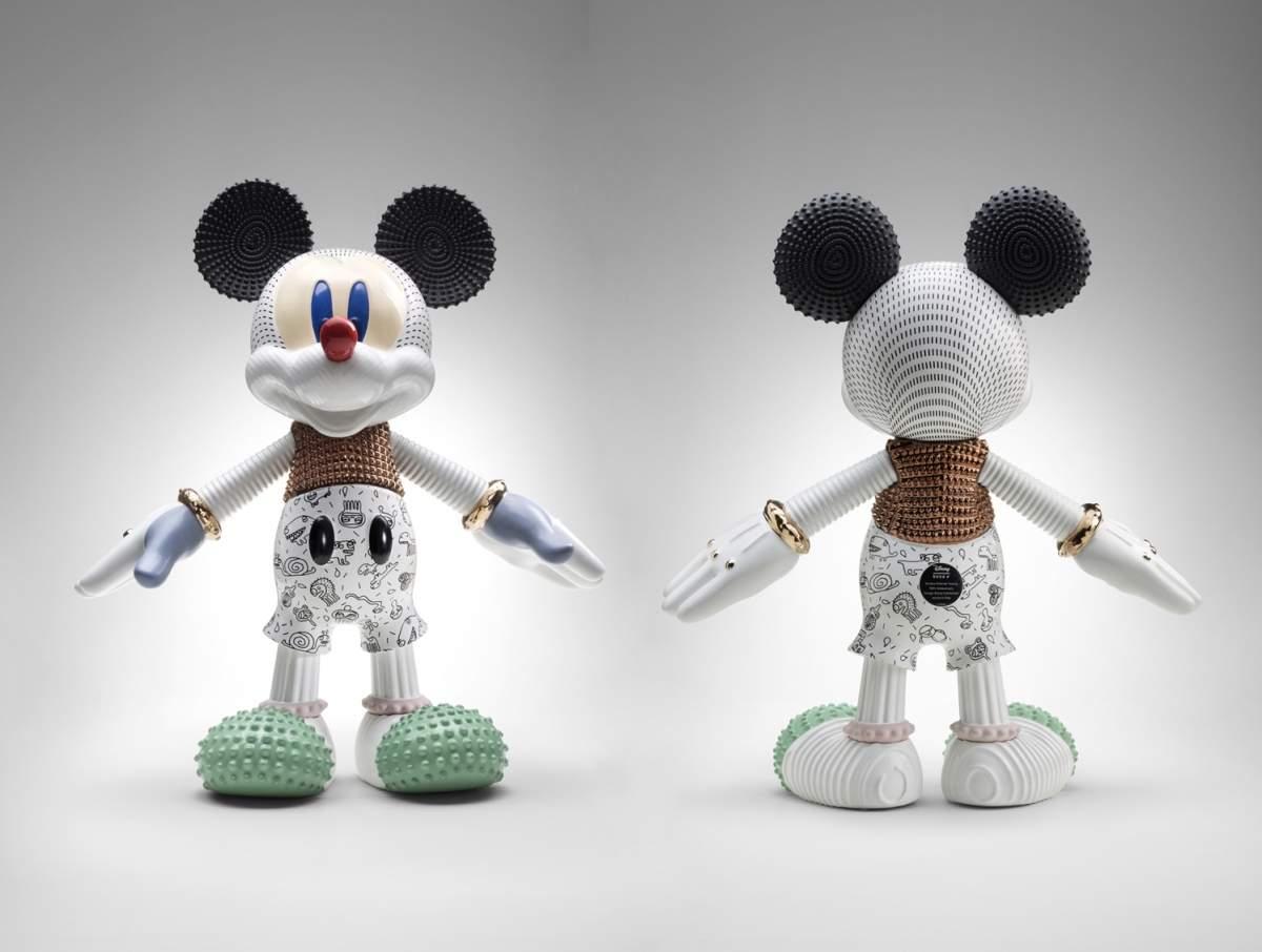 <strong>Mickey Forever Young</strong>, design Elena Salmistraro