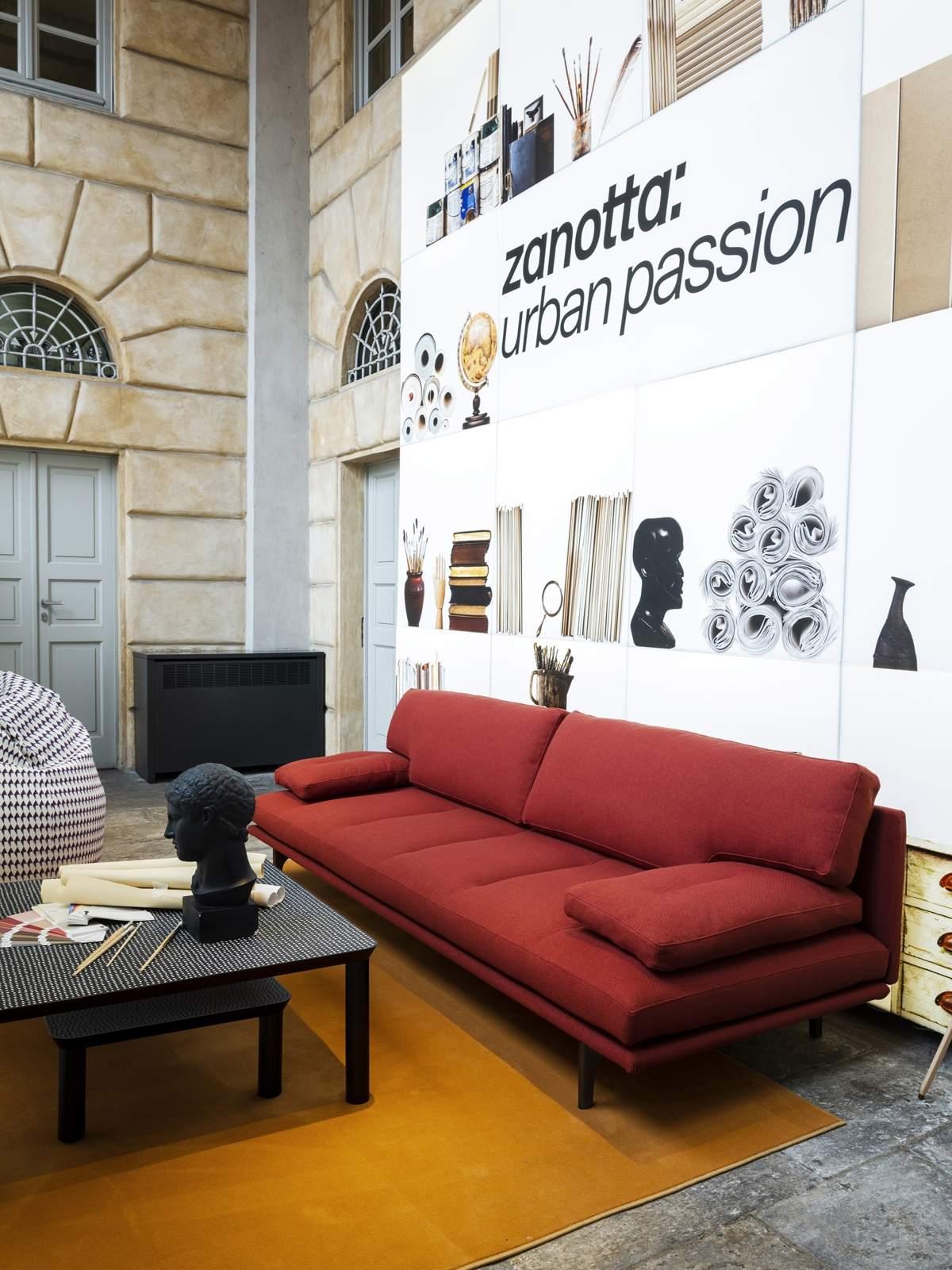 <strong>Urban Passion</strong>, exhibit design Calvi Brambilla (Caselli window-Fuorisalone 2019)