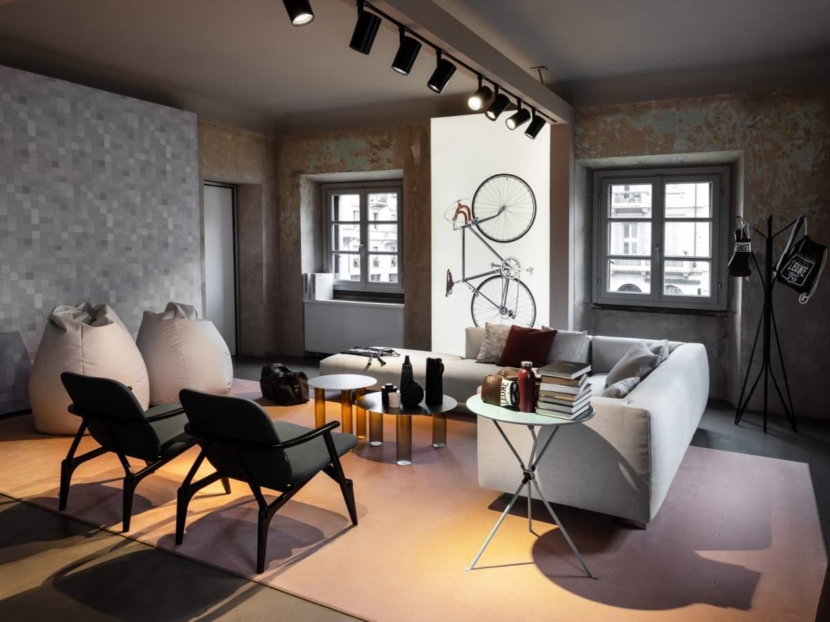 <strong>Urban Passion</strong>, exhibit design Calvi Brambilla (Caselli-Fuorisalone 2019)
