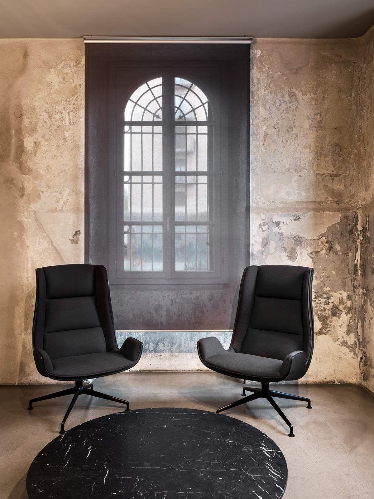 <strong>Aura</strong>, design Rainlight e Centro Progetti Tecno (Caselli-Fuorisalone 2019)