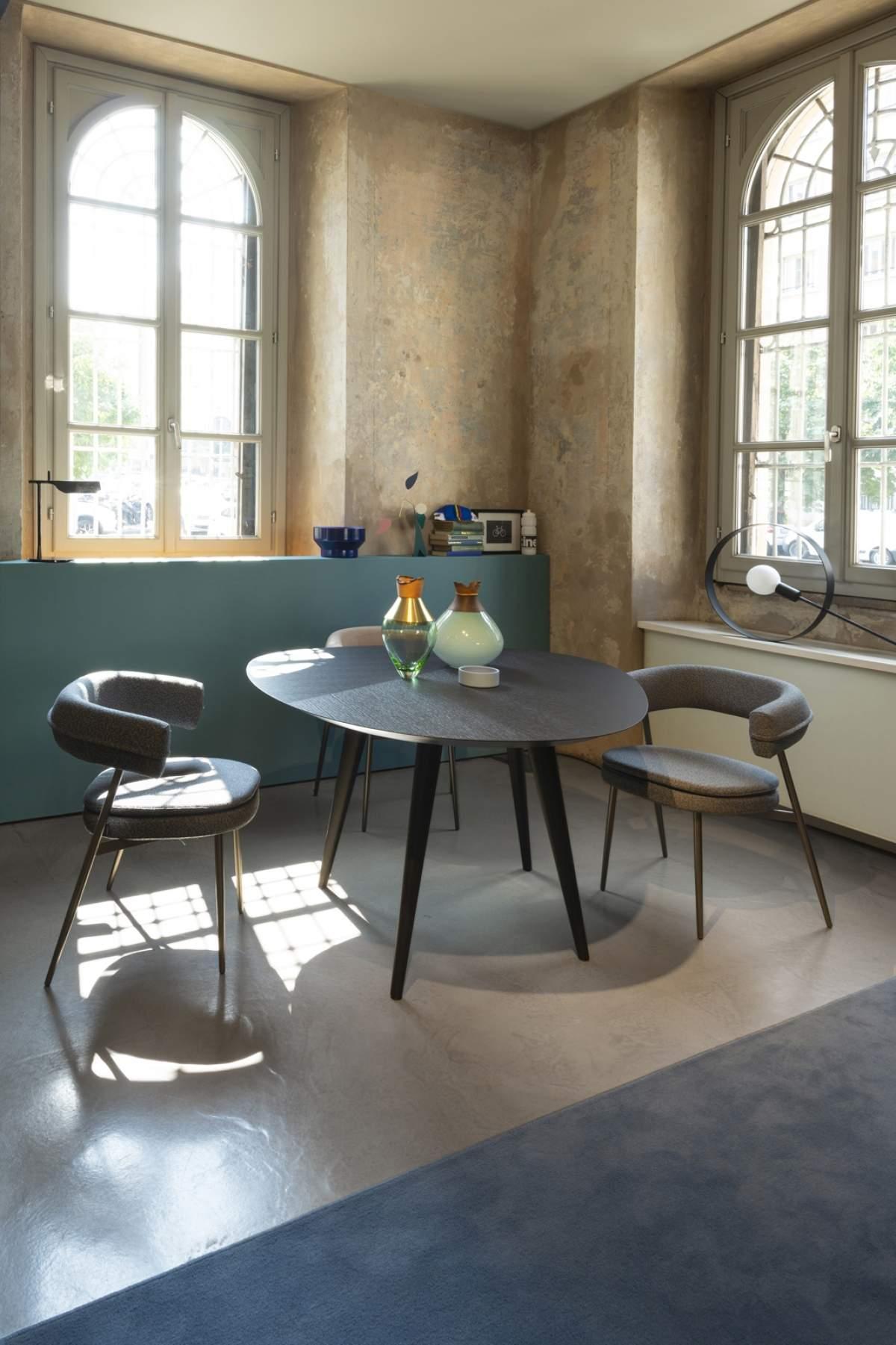 Lunch - Collection 2020 Back to emotions   Poltroncine Nena (Lanzavecchia & Wai, 2020)