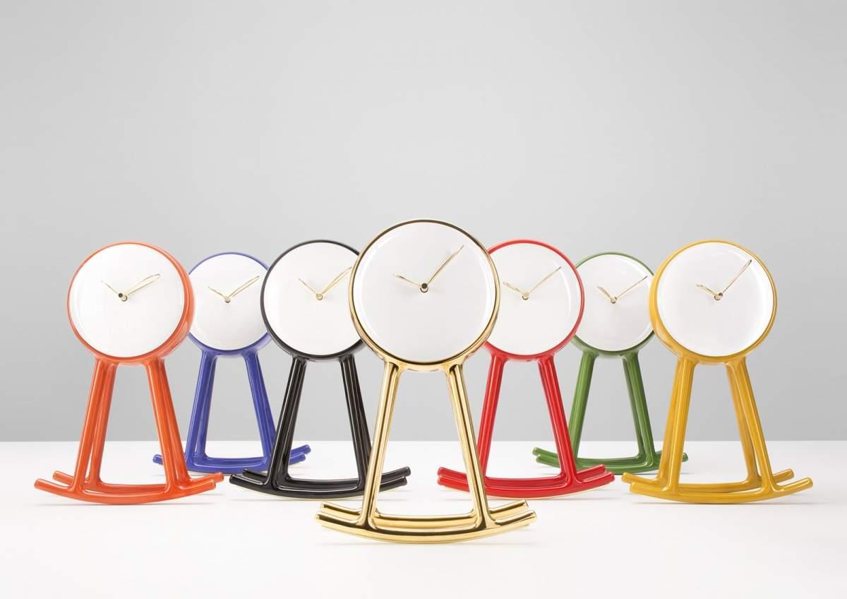 <strong>Infinity Clock</strong>, design Nika Zupanc